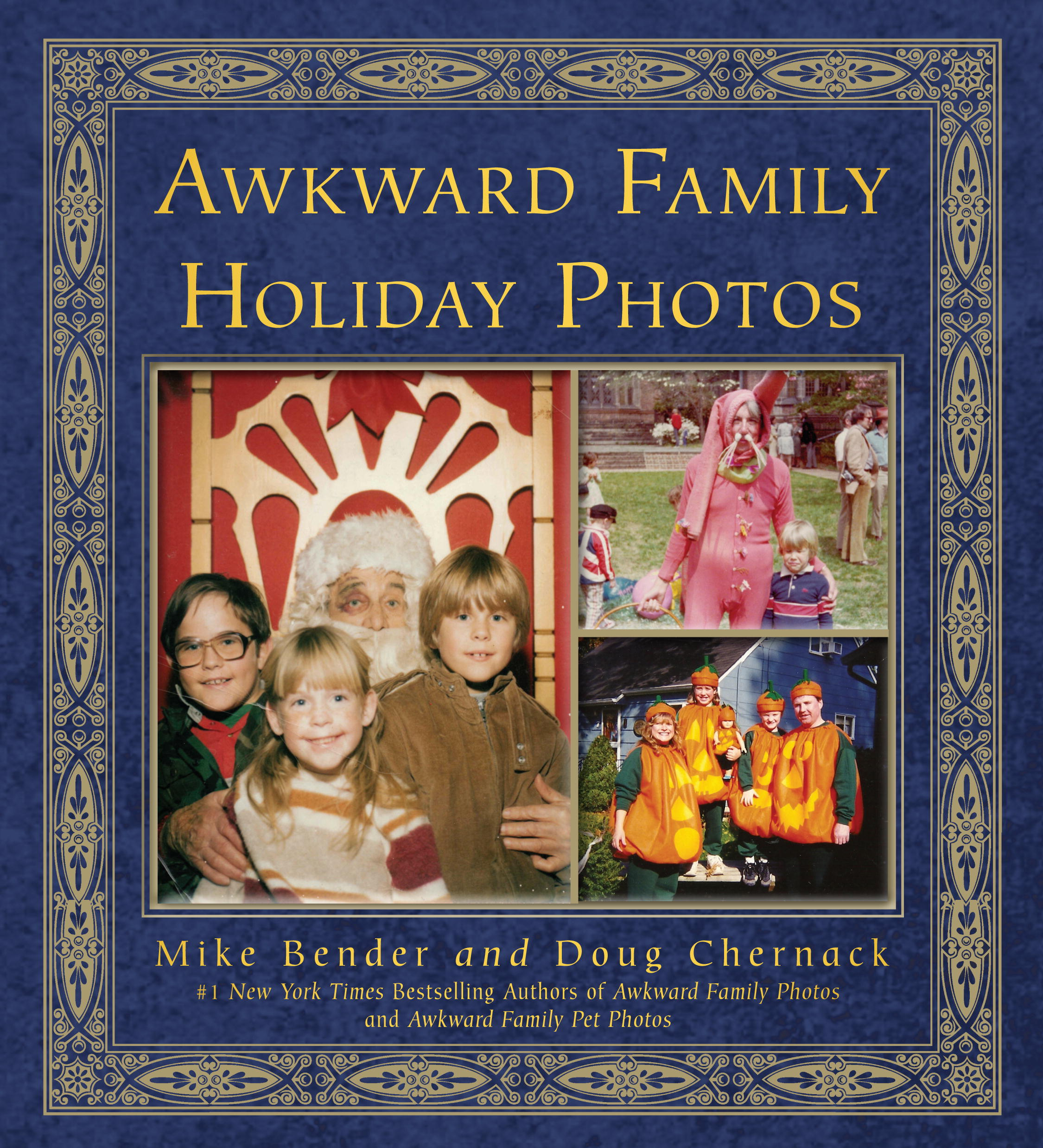 Get The AFP Holiday Book!