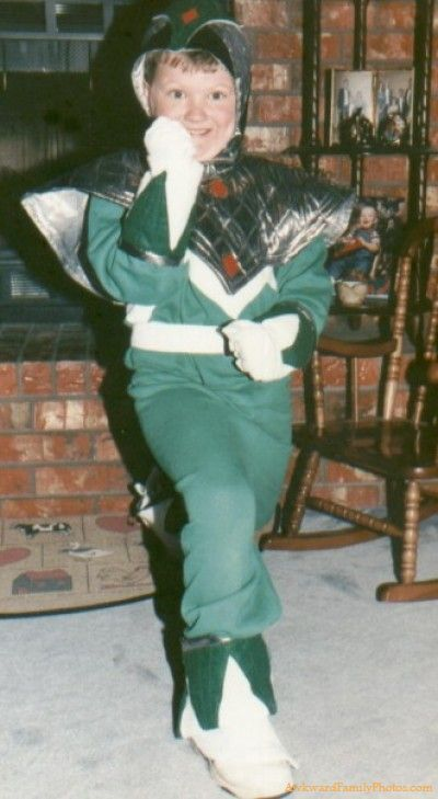 The Green Ranger:Elizabeth
