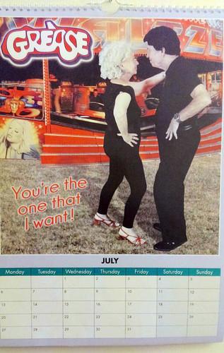 Retirement Community Calendar