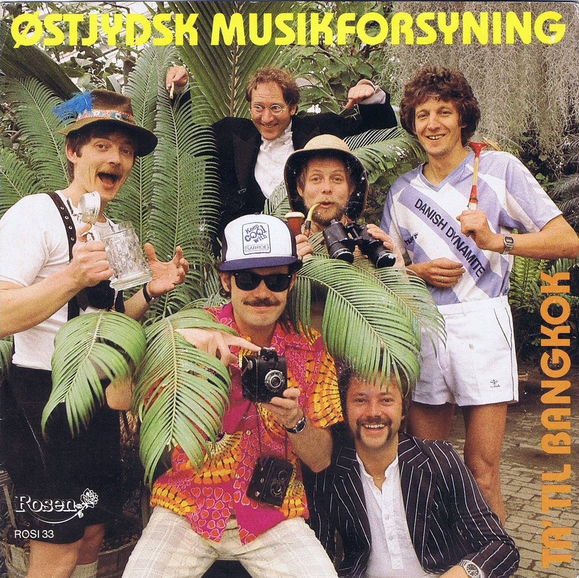 ØSTJYSK-MUSIKFORSYNING-Go-To-Bangkok-Danish-Pop-45PS-1985