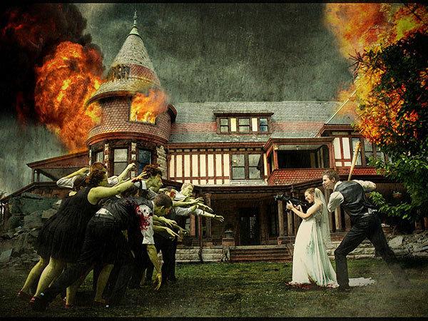 zombie-wedding-photo