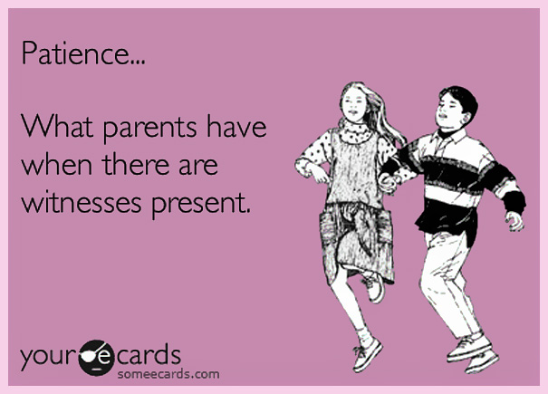 Funny Someecards : 21 honest parenting cards