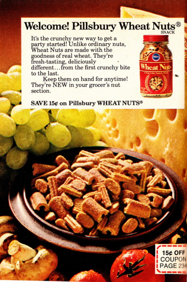 wheatnuts
