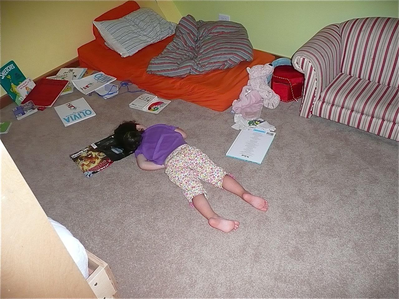 sleeping 11