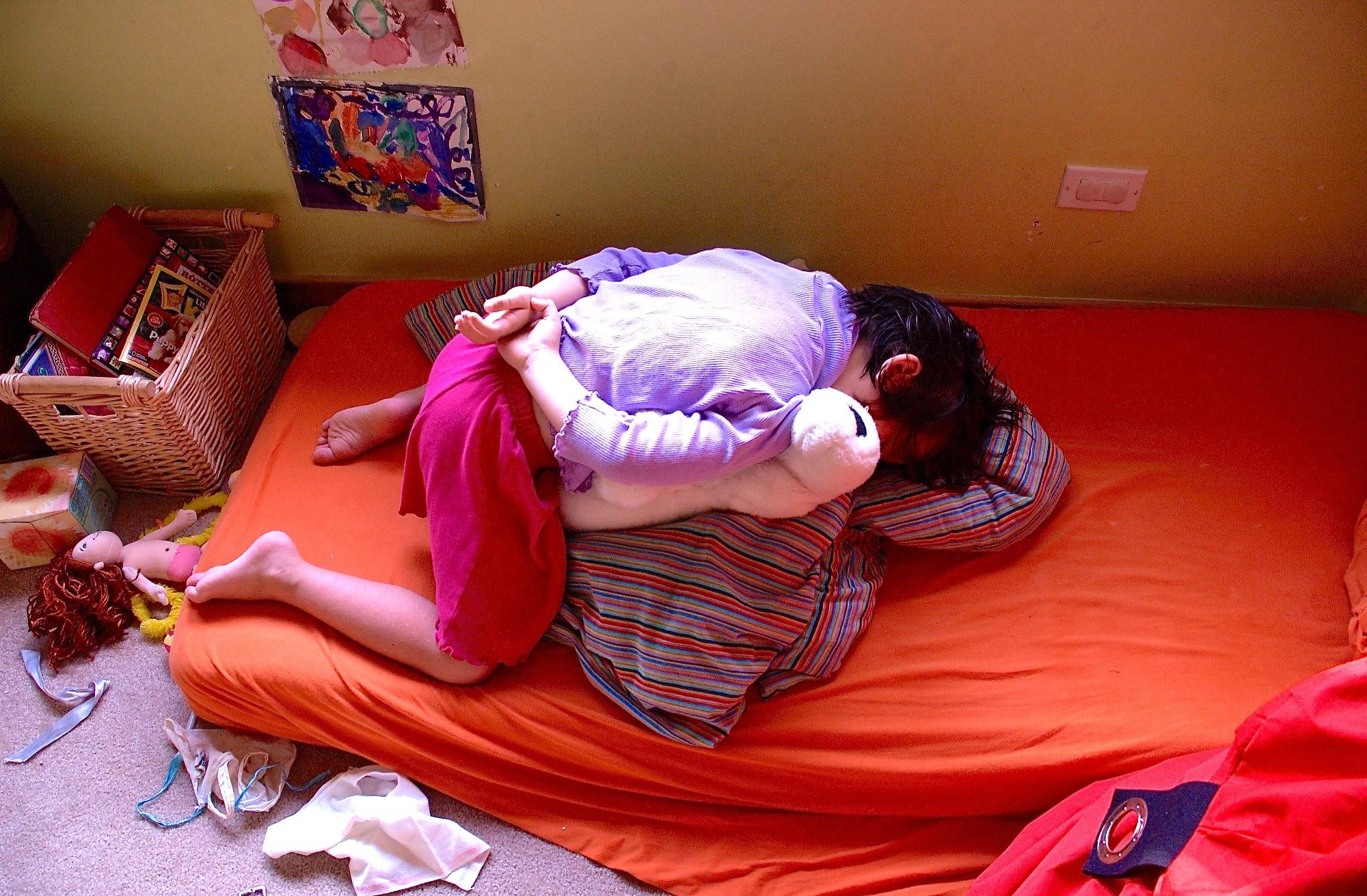 sleeping 3
