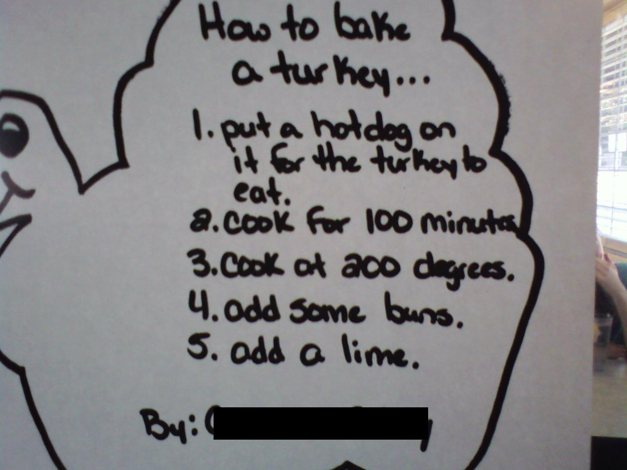 These Preschoolers Have No Idea How To Cook A Turkey    But