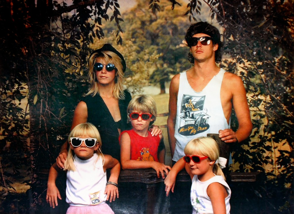 funny sunglasses family
