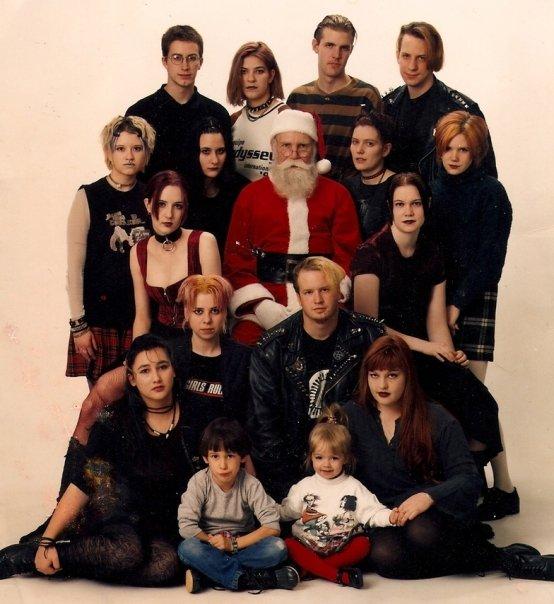 black christmas - Black People Christmas