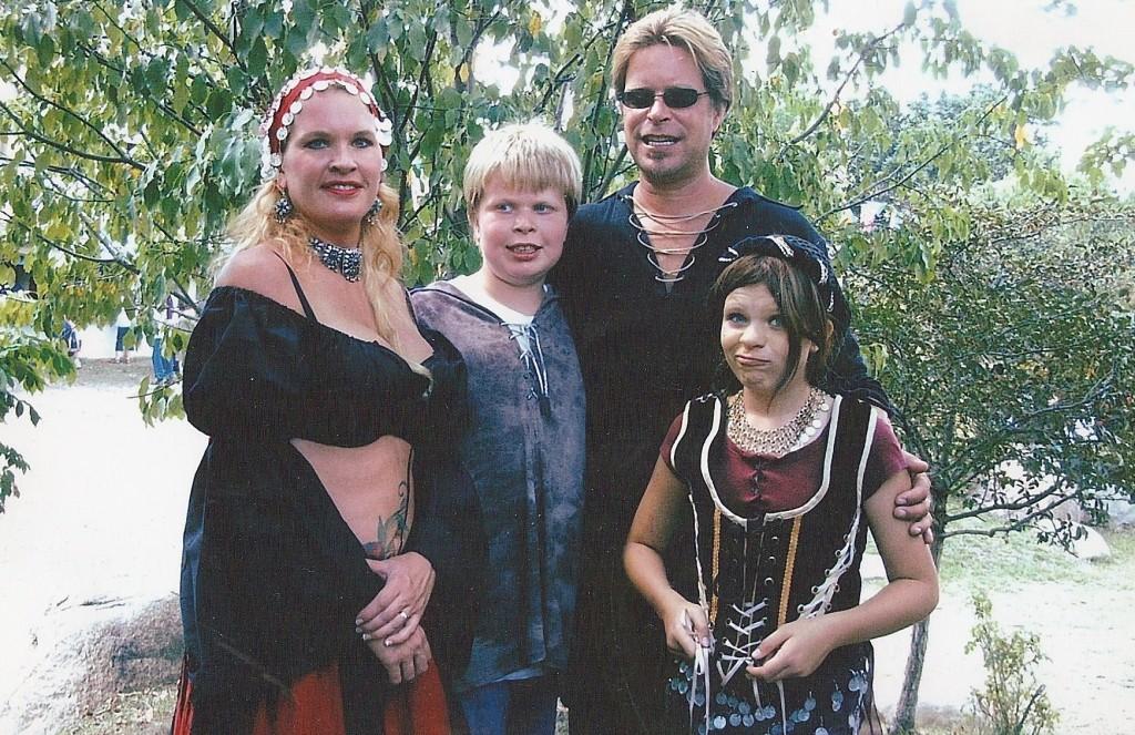 funny costumes, renaissance fair