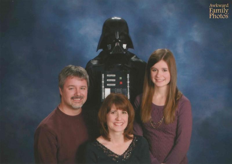 24 Family Portrait Protests