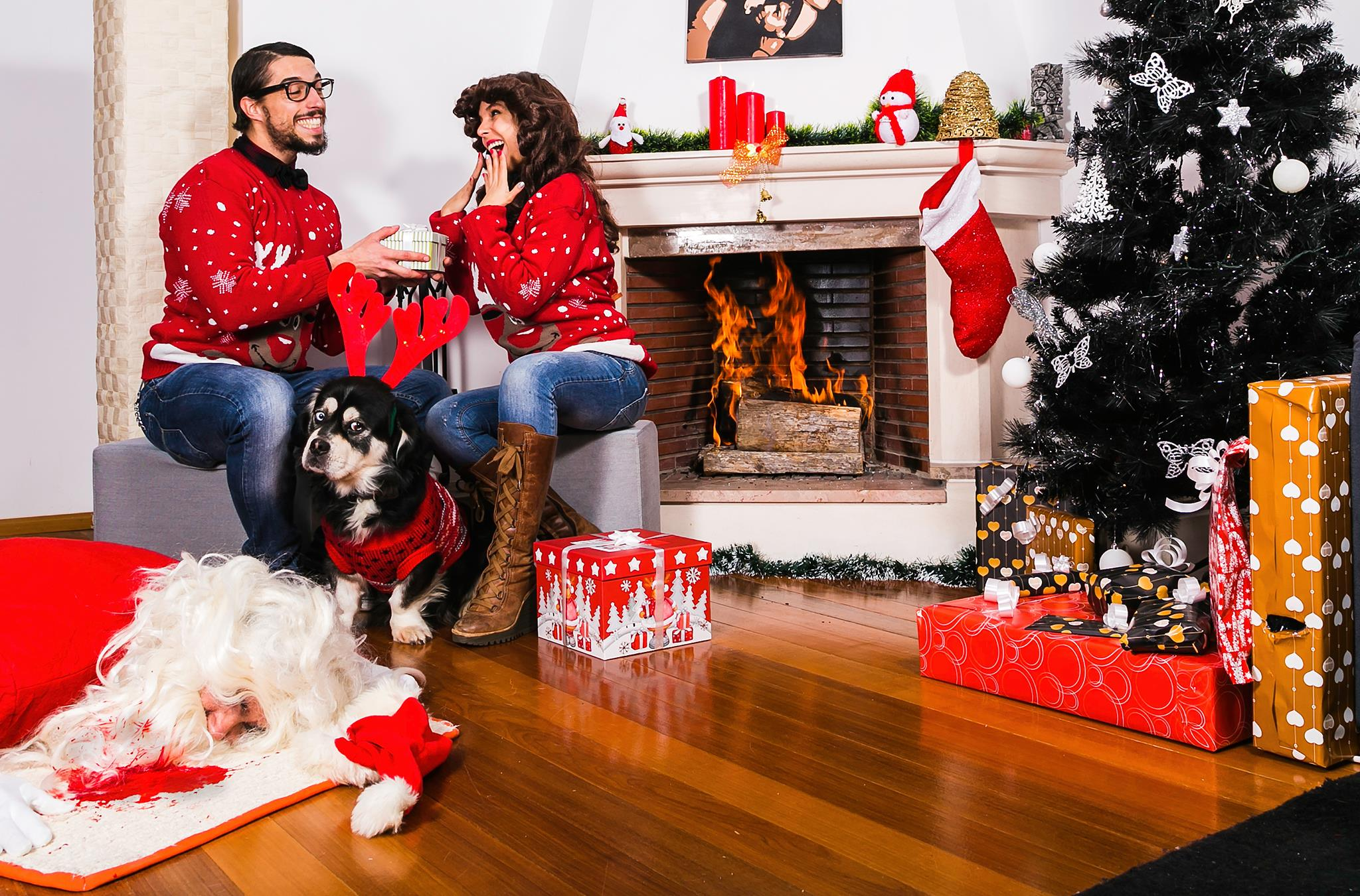 funny christmas cards, ugly christmas sweaters