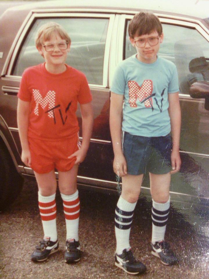 funny 80s kids