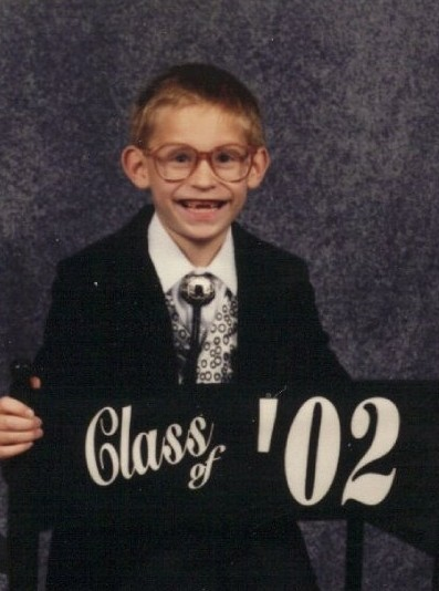 funny school picture, funny kid smile