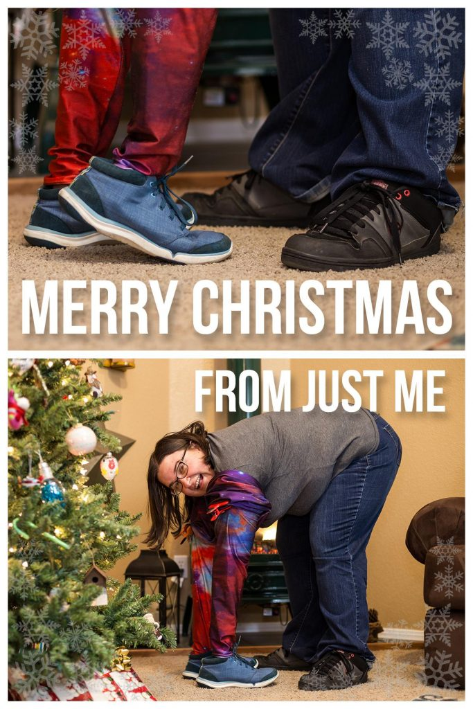 Christmas Card For The Single Gal